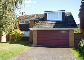 Thumbnail 4 bed detached house to rent in The Orchard, Kislingbury, Northampton