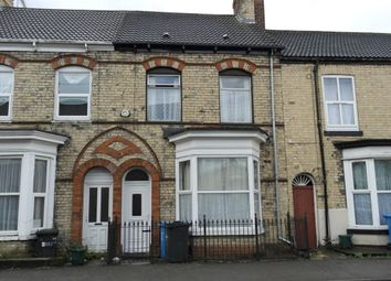 Thumbnail 4 bed property to rent in Grafton Street, Hull