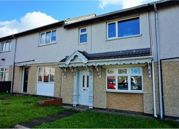 Thumbnail 3 bed terraced house for sale in Hambleton Road, Bishop Auckland