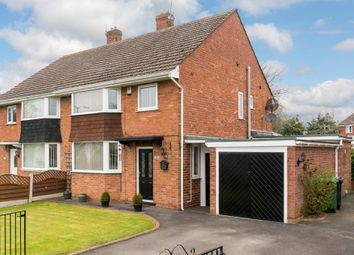 Thumbnail 3 bed semi-detached house for sale in Sundorne Road, Shrewsbury