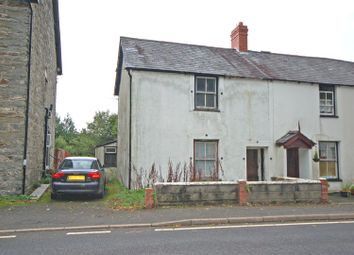 Thumbnail 2 bed semi-detached house for sale in Eglwys Fach, Machynlleth