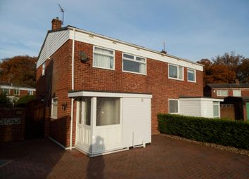 Thumbnail 3 bed semi-detached house to rent in Hornbeam Close, Norwich