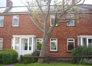 Thumbnail 3 bed terraced house to rent in Alice Templer Close, Barrack Road, Exeter