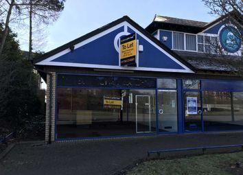 Thumbnail Retail premises to let in The Quadrant, Stoke-On-Trent, Staffordshire
