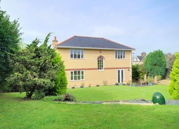 Thumbnail 4 bed detached house for sale in Sunset Heights, Barnstaple