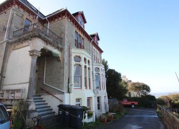 Thumbnail 1 bedroom flat to rent in The Hollies, Barnstaple Road, Ilfracombe