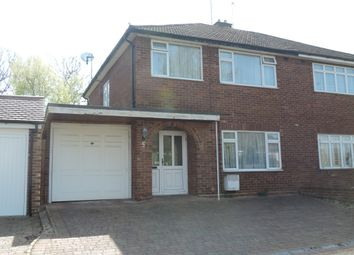 Thumbnail 3 bed semi-detached house for sale in Drayton Avenue, Potters Bar