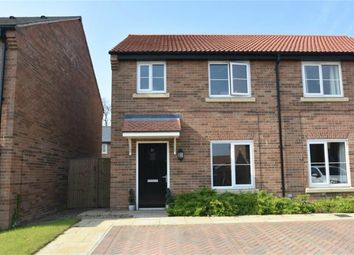 Thumbnail 3 bed detached house to rent in Greengage Close, Malton