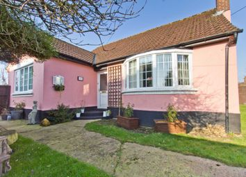 Thumbnail 3 bedroom detached bungalow for sale in London Street, Swaffham