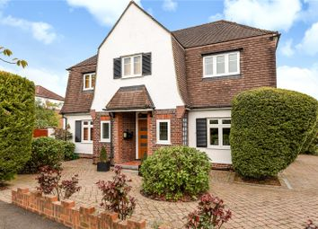 Thumbnail 3 bed property for sale in Rosecroft Walk, Pinner, Middlesex