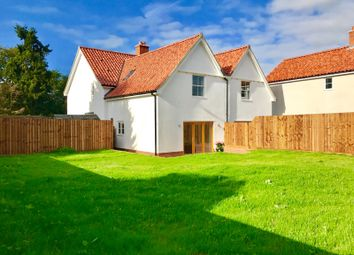 Thumbnail 3 bed semi-detached house for sale in School Hill, Nacton, Ipswich
