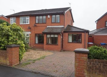 Thumbnail 4 bed semi-detached house for sale in Netherley Road, Coppull