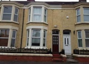 Thumbnail 3 bedroom shared accommodation to rent in Saxony Road, Kensington, Liverpool