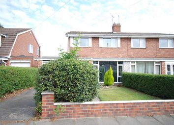 Thumbnail 3 bed semi-detached house for sale in Caldwell Road, Fawdon, Newcastle Upon Tyne