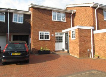 Thumbnail 4 bed terraced house for sale in Springwood, Cheshunt