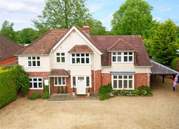 Thumbnail 4 bed detached house for sale in Church Lane, Rotherfield Peppard, Henley-On-Thames, Oxfordshire
