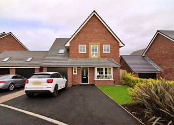 Thumbnail 4 bed detached house for sale in Mather Avenue, Garstang, Preston