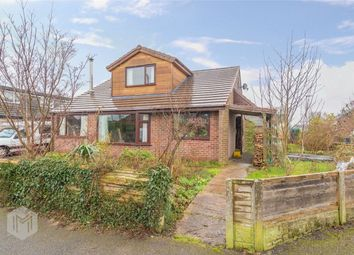 Thumbnail 3 bed detached house for sale in Queens Avenue, Glazebury, Warrington, Cheshire