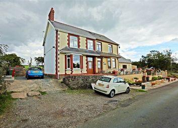 Thumbnail 3 bed semi-detached house for sale in Dan Y Twyn, Black Road, Penycoedcae, Pontypridd