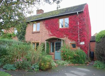 Thumbnail 3 bed semi-detached house for sale in Haselor, Alcester