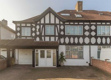 Thumbnail 6 bed semi-detached house for sale in Upper Sutton Lane, Heston, Hounslow