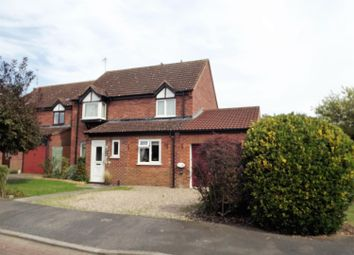 Thumbnail 3 bed detached house for sale in St. Leonards Close, Woodhall Spa
