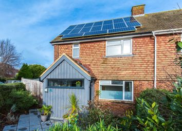 Thumbnail 3 bed semi-detached house for sale in Anchor Field, Ringmer