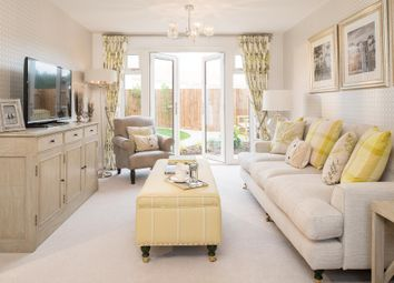 "Thumbnail 3 bed detached house for sale in ""Hadley"" at Alethea Farm Place, Tilbury Road, Tilbury Juxta Clare, Halstead"