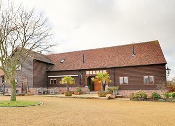 Thumbnail 5 bed barn conversion to rent in Ongar Road, Great Dunmow, Essex