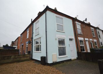 Thumbnail 1 bed terraced house for sale in West End Street, Norwich, Norfolk
