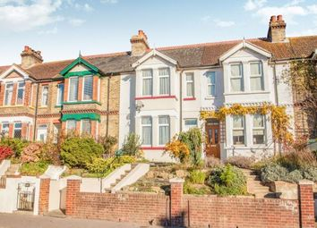 Thumbnail 3 bed terraced house for sale in Buckland Avenue, Dover, .