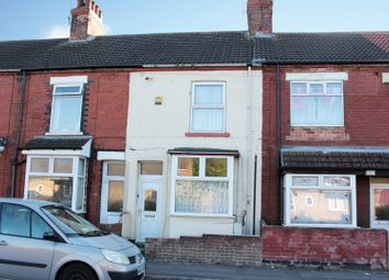 Thumbnail 3 bed terraced house for sale in Grosvenor Street, Scunthorpe, South Humberside