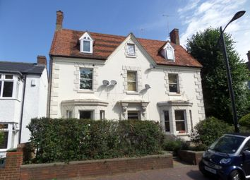 Thumbnail 2 bed flat to rent in High Street, Newport Pagnell, Buckinghamshire