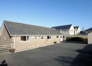 Thumbnail 3 bed bungalow for sale in Llwyngwril, Gwynedd