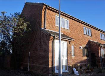 Thumbnail 2 bed end terrace house for sale in Hurrell Road, Caister On Sea, Great Yarmouth