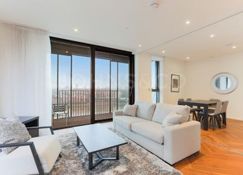 Thumbnail 3 bed flat for sale in Ambassador Building, Embassy Gardens