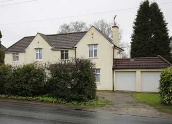 Thumbnail 4 bed detached house for sale in Malmesbury Road, Chippenham