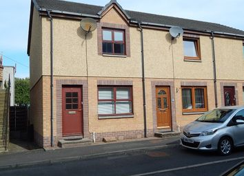 Thumbnail 2 bed semi-detached house for sale in Rosebank Place, Galashiels