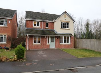 Thumbnail 4 bed detached house for sale in Trem Y Dyffryn, Mountain Ash, Rhondda, Cynon, Taff