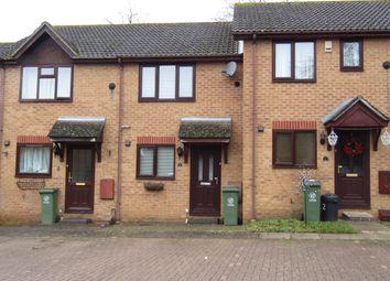 Thumbnail 2 bedroom terraced house to rent in Glebefield Gardens, Cosham, Portsmouth
