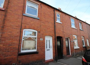 Thumbnail 3 bed terraced house for sale in Frith Street, Leek, Staffordshire