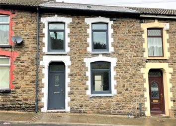 Thumbnail 3 bed terraced house for sale in Parc Road, Cwmparc, Treorchy, Rhondda Cynon Taf