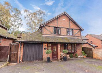 4 bed detached house for sale in Harvard Road, Claremont Wood, Sandhurst GU47