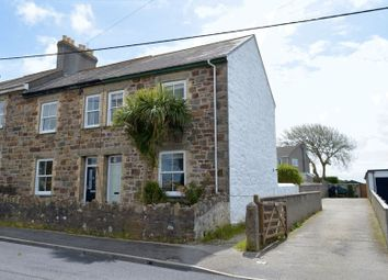 Thumbnail 3 bed end terrace house for sale in Connor Hill, Connor Downs, Hayle