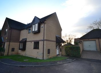 Thumbnail 2 bed semi-detached house to rent in Cherry Rise, Sutton, Ely