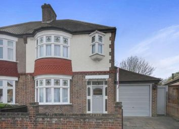 Thumbnail 3 bed semi-detached house for sale in Clowders Road, London