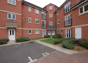 Thumbnail 2 bed flat for sale in Marshall Crescent, Wordsley