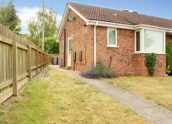Thumbnail 1 bed semi-detached bungalow for sale in Wold View, South Cave, Brough