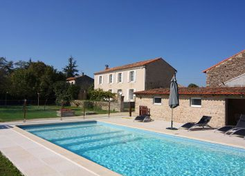 Thumbnail 5 bed property for sale in Paizay-Naudoin-Embourie, Charente, France