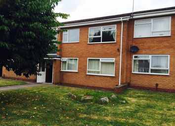 Thumbnail 2 bed flat to rent in Moorfield Court, Newport, Shropshire.